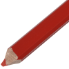 View Extra Image 2 of 4 of Red Lead Carpenter Pencil - 24 hr