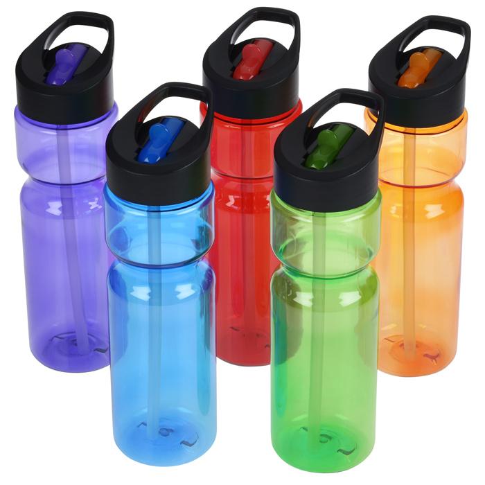 c8e1b4c6f4 Customizable 4imprint.com: Olympian Bottle with Two-Tone Flip Straw Lid -  28 oz. 8003-FS-TT