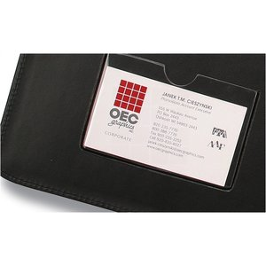 Agent Leatherette Folder Image 1 of 4