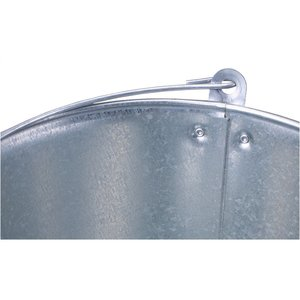 5 qt. Galvanized Metal Pail Image 1 of 2