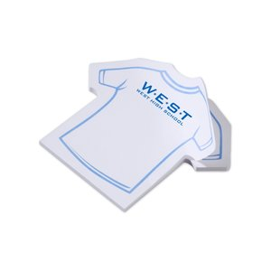Post-it® Custom Notes - Shirt - 25 Sheet - Stock Design 1 Image 2 of 2