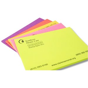"Neon Post-it® Notes 3"" x 4"" - 25 Sheet"