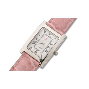 Pink Awareness Watch