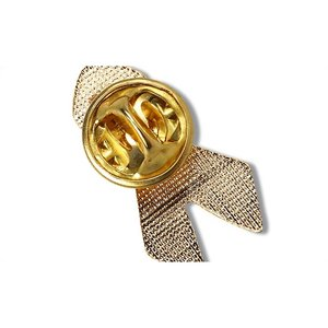 Awareness Ribbon Lapel Pin Image 1 of 2