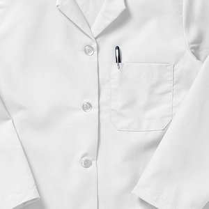 Red Kap Lab Coat - Ladies' - White Image 1 of 1