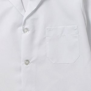 Red Kap Lab Coat - Men's - White Image 1 of 1