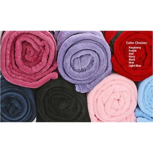 Heavenly Soft Chenille Blanket Image 1 of 4
