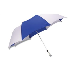 Logo View Umbrella - Closeout Image 3 of 3