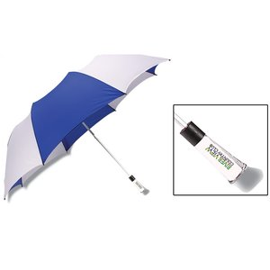Logo View Umbrella - Closeout Image 2 of 3