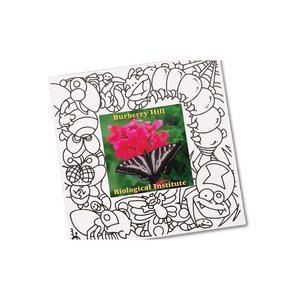 Picture Me Coloring Magnet Frame - Bugs Image 1 of 4