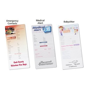 Emergency Guide - Medical Alert - 24 hr Image 2 of 2