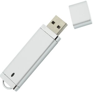 USB 2.0 Flash Drive - 1GB - Opaque Image 2 of 2