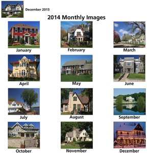 Homes Appointment Calendar - Spiral Image 1 of 1