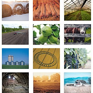American Agriculture Calendar - Spiral Image 1 of 1
