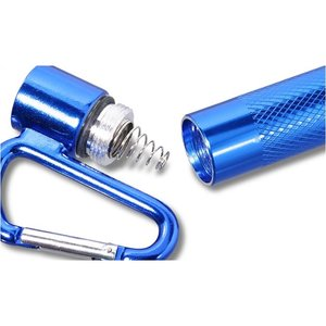 Carabiner Flashlight Image 1 of 3