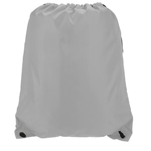 Clear-View Drawstring Bag Image 2 of 2
