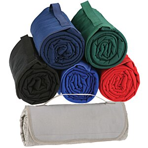 Sweatshirt Roll-Up Blanket