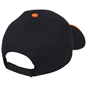 Wave Cap - 3-D Embroidery Image 1 of 1