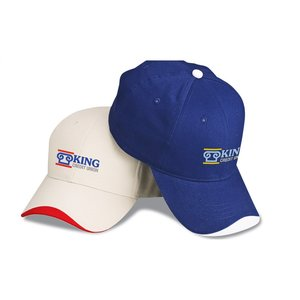 Wave Cap - 3-D Embroidery Image 1 of 2