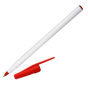 Value Stick Pen - White Image 1 of 2