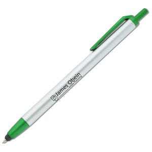 Click Stylus Pen - Silver Image 1 of 5