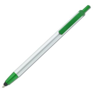Click Stylus Pen - Silver Image 2 of 5