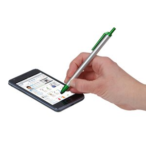 Click Stylus Pen - Silver Image 5 of 5