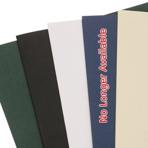 Paper Presentation Folder - Leatherette Image 1 of 2