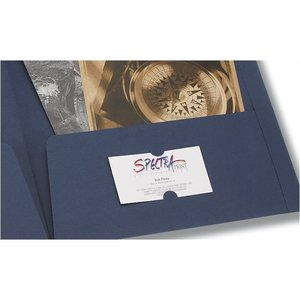 Paper Presentation Folder - Linen Image 3 of 3
