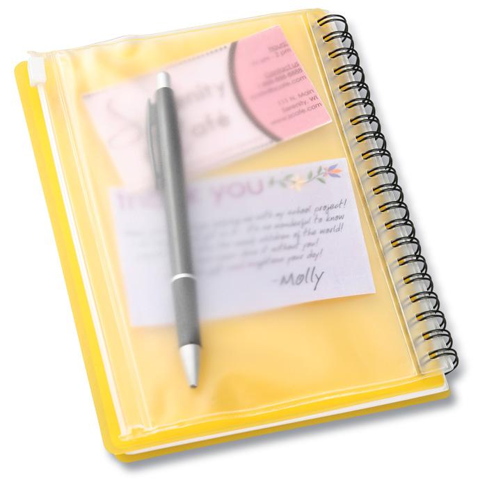 pocket buddy notebook 8596