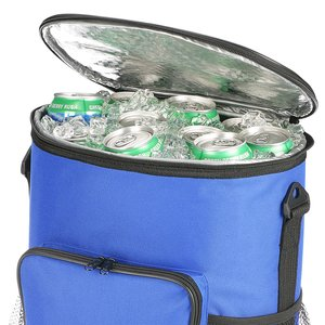 18-Can Rolling Cooler