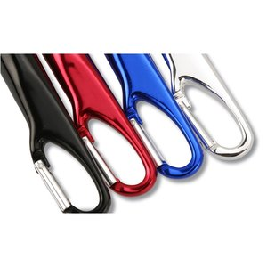 Mini Carabiner Flashlight