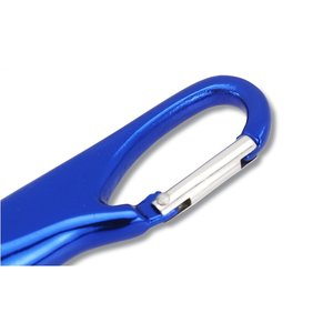 Mini Carabiner Flashlight Image 1 of 3