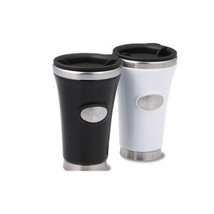 Stainless Steel and Ceramic Tumbler - 12 oz. Image 3 of 4