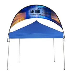 Standard 10' Event Tent Marquee Banner Image 3 of 4