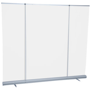 Economy Retractor Banner Display - 94-3/4