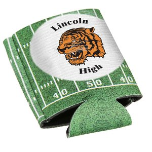 Sports Action Pocket Coolie - Football Field Image 1 of 3