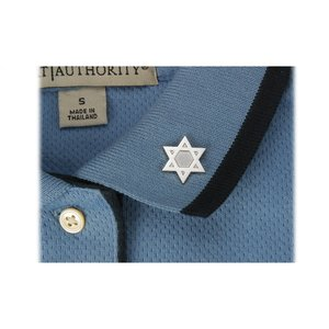 Lapel Pins - Star of David - Unimprinted Image 2 of 6