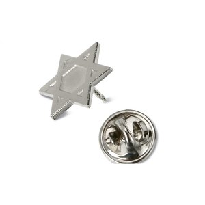 Lapel Pins - Star of David - Unimprinted Image 3 of 6
