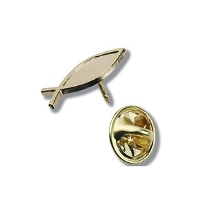 Lapel Pins - Fish - Unimprinted Image 2 of 5