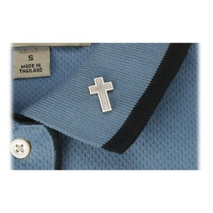 Lapel Pins - Cross - Unimprinted Image 1 of 6