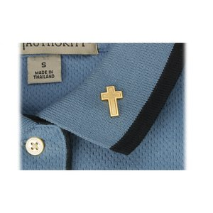 Lapel Pins - Cross - Unimprinted Image 2 of 6
