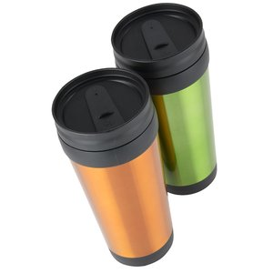 ID Stainless Steel Tumbler - 15 oz. Image 2 of 2