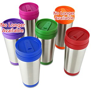 Brights Stainless Steel Tumbler - 15 oz. - 24 hr Image 2 of 2