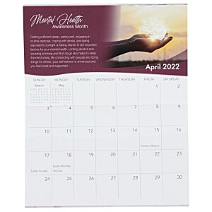 Pocket Calendar & Guide - Women's Health Image 1 of 2