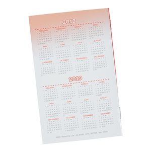 Pocket Calendar & Guide - Safety Image 2 of 2