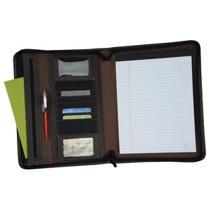 Stratford Zippered Writing Portfolio Image 1 of 2
