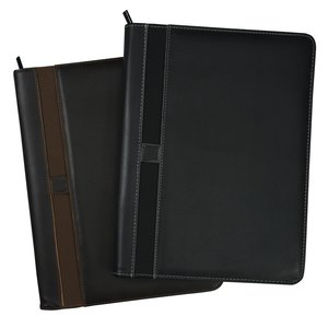 Stratford Zippered Writing Portfolio Image 2 of 2