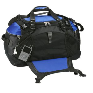 Vertex Sport Duffel - Embroidered Image 4 of 5