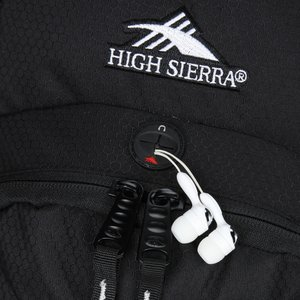 High Sierra Impact Backpack - Embroidered Image 2 of 4